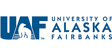 UNIVERSITY OF ALASKA FAIRBANKS logo
