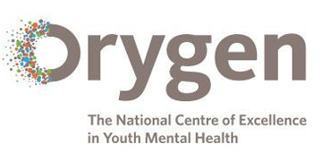 Orygen, The National Centre of Excellence in Youth Mental Health (Orygen) logo
