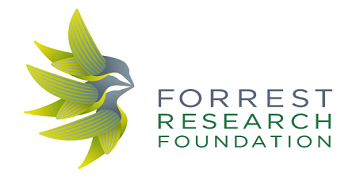 FORREST RESEARCH FOUNDATION, THE UNIVERSITY OF WESTERN AUSTRALIA logo