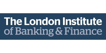 THE LONDON INSTITUTE OF BANKING & FINANCE logo