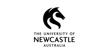 THE UNIVERSITY OF NEWCASTLE AUSTRALIA logo
