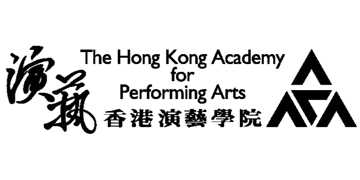 HONG KONG ACADEMY FOR PERFORMING ARTS logo