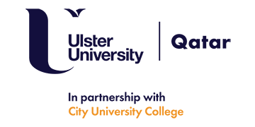 ULSTER UNIVERSITY AT CUC logo
