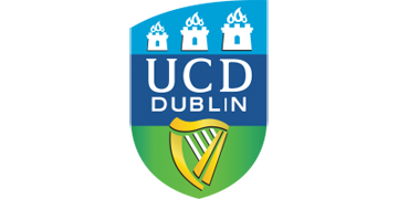 UNIVERSITY COLLEGE DUBLIN (UCD) logo
