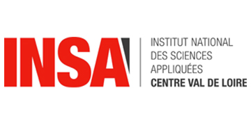 NATIONAL INSTITUTE OF APPLIED SCIENCES CENTRE VAL DE LOIRE logo
