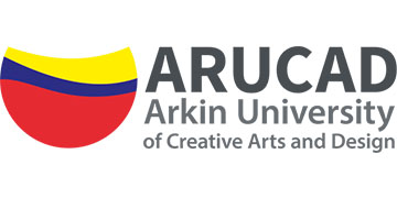 ARKIN UNIVERSITY OF CREATIVE ARTS AND DESIGN logo