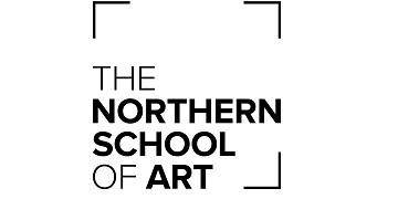 THE NORTHERN SCHOOL OF ART logo
