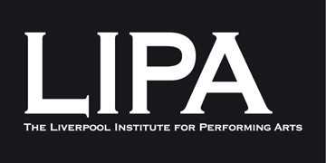 LIVERPOOL INSTITUTE OF PERFORMING ARTS logo