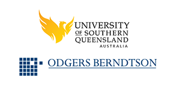 UNIVERSITY OF SOUTHERN QUEENSLAND (TOOWOOMBA) logo