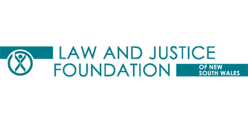 LAW AND JUSTICE FOUNDATION OF NSW logo