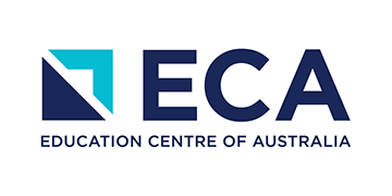 EDUCATION CENTRE OF AUSTRALIA logo