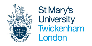 ST MARYS UNIVERSITY, TWICKENHAM logo