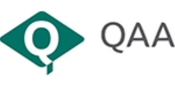 QUALITY ASSURANCE AGENCY FOR HIGHER EDU (QAA) logo