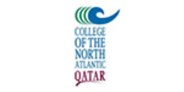 COLLEGE OF THE NORTH ATLANTIC- QATAR logo