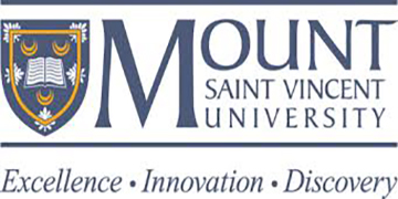 MOUNT SAINT VINCENT UNIVERSITY (MSVU) logo