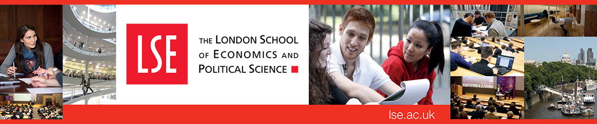 LONDON SCHOOL OF ECONOMICS & POLITICAL SCIENCE LSE
