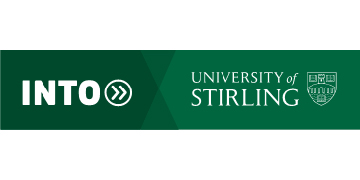 INTO UNIVERSITY OF STIRLING logo