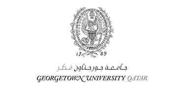 GEORGETOWN UNIVERSITY IN QATAR logo