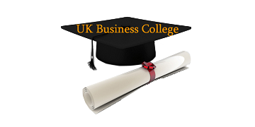 UK BUSINESS COLLEGE logo