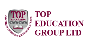 TOP EDUCATION GROUP logo