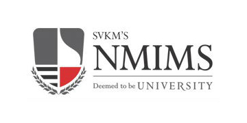 SVKM'S NMIMS (DEEMED TO BE UNIVERSITY) logo