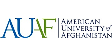 AMERICAN UNIVERSITY OF AFGHANISTAN logo