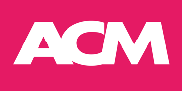 ACADEMY OF CONTEMPORARY MUSIC (ACM) logo