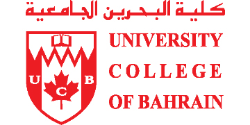 UNIVERSITY COLLEGE OF BAHRAIN logo