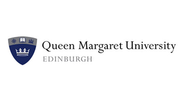 QUEEN MARGARET UNIVERSITY EDINBURGH logo