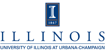 UNIVERSITY OF ILLINOIS - URBANA CHAMPAIGN logo