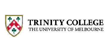 TRINITY COLLEGE - THE UNIVERSITY OF MELBOURNE logo
