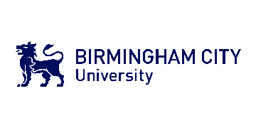 Go to BIRMINGHAM CITY UNIVERSITY profile