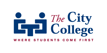 THE CITY COLLEGE logo