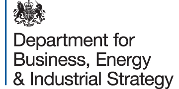 Go to DEPARTMENT FOR BUSINESS, ENERGY AND INDUSTRIAL STRATEGY profile