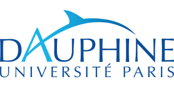 UNIVERSITÉ PARIS DAUPHINE LONDON logo