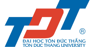 TON DUC THANG UNIVERSITY logo