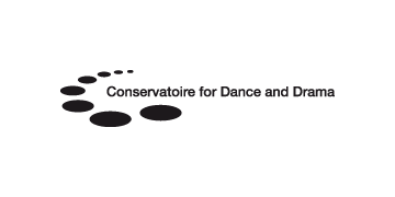 CONSERVATOIRE FOR DANCE AND DRAMA (CDD) logo