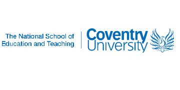The National School of Education & Teaching, Coventry University logo
