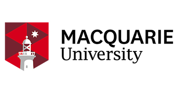 MACQUARIE UNIVERSITY - SYDNEY AUSTRALIA logo